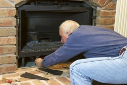 Hebron fireplace inspection