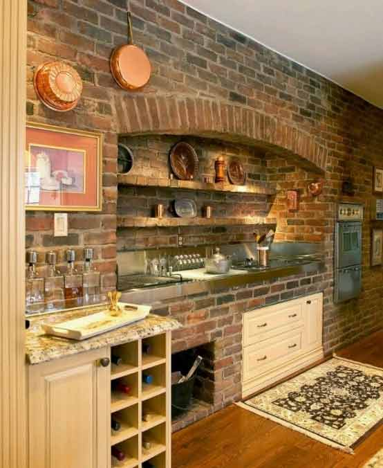 35 Ideas To Give Your Home A Rustic Touch | Hebron Brick Supply