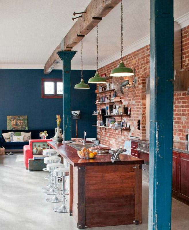 Hebron Brick Kitchen Inspiration 7